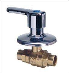 Es muy importante que el ba o disponga de su propia llave for Llave de ducha pared