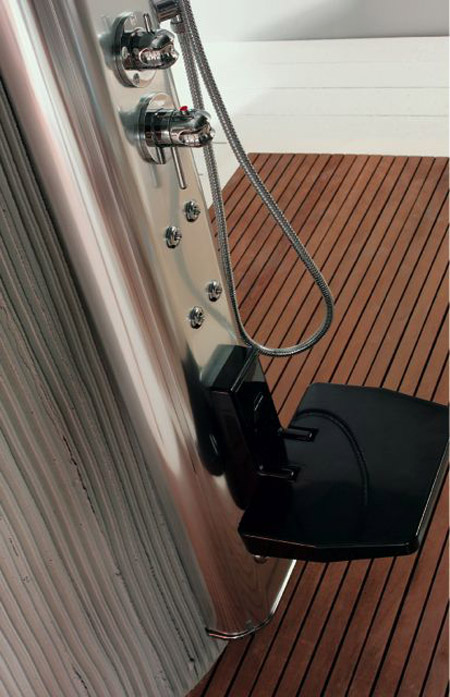 Cabinas De Ducha De Obra:Asientos de ducha – aqua