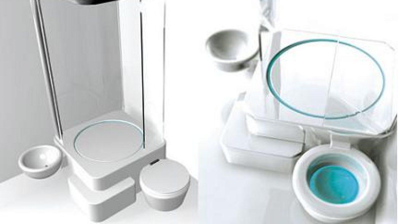 Lavabo con wc integrado - Inodoro y lavabo en uno ...