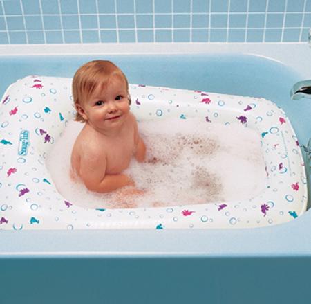Bañeras y grifería especiales para niños y bebés - aqua