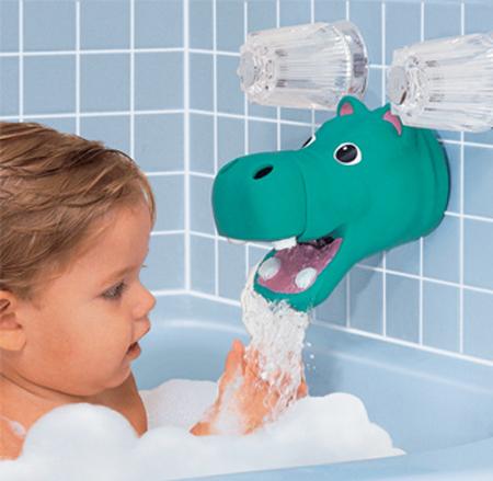 Ba eras y grifer a especiales para ni os y beb s aqua for Griferias y accesorios para banos