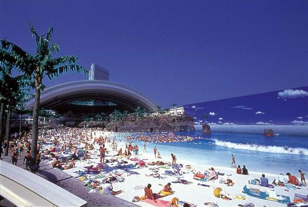 La piscina cubierta m s grande del mundo aqua - Piscinas cubiertas alcobendas ...