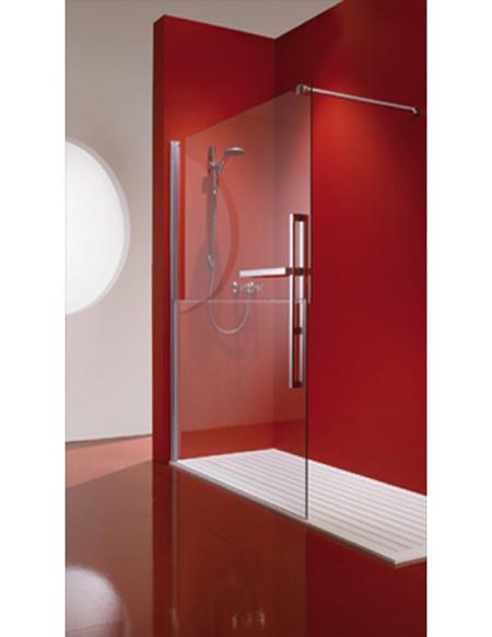 Ducha de obra aqua for Colgadores de toallas para ducha