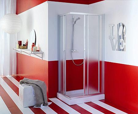 Nueva serie de mamparas de ducha de ideal standard aqua for Como pintar puertas placas nuevas