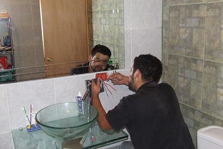 Normas de seguridad el ctrica en el ba o aqua for Duchas grival colombia