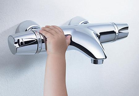 Grifer a termost tica para ahorrar agua y energ a aqua for Griferia aqua