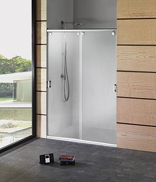 Puertas De Baño Corredizas: de mampara como solución a espacios difícileslos nuevos modelos de