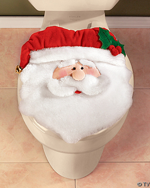 Adornos navide os para el ba o aqua - Adornos navidenos para el bano ...