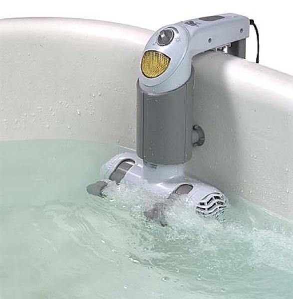 no todos tenemos en casa un jacuzzi ni la posibilidad de ir a un spa pero a veces con un pequeo gadget podemos convertir nuestra clsica