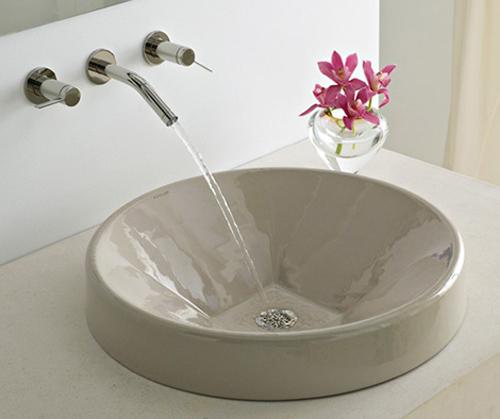 Lavabos Para Baño Kohler: lavabo profundo la forma maravillosa del nuevo lavabo de kohler es su