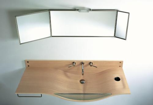Impresionante y moderno lavabo de la marca italiana Agape 5a0eb68935bd