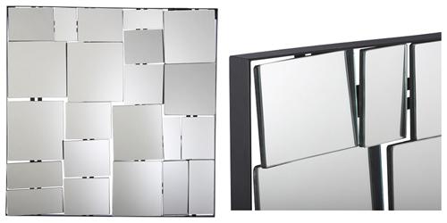 Espejos decorativos de cb2 aqua for Espejos circulares decorativos