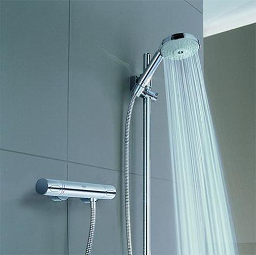 ducha eficiente
