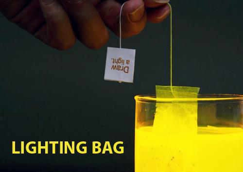 lighting bag