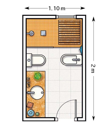 Cuartos De Baño Con Ducha Pequenos:Cuartos de baño con ducha – aqua