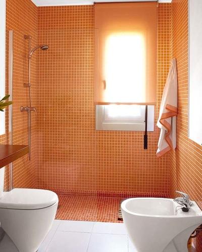 Cuartos de ba o con ducha aqua for Distribucion cuarto de bano pequeno