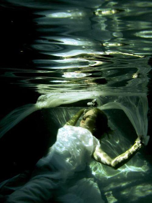 fotografia bajo el agua de Ellen Butler