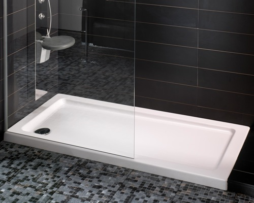 Hoy en día, no se concibe un cuarto de baño sin un plato ...