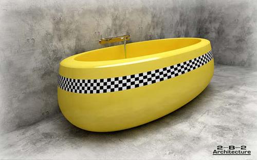 Andrey Bondarenko-2b2-bañera taxi