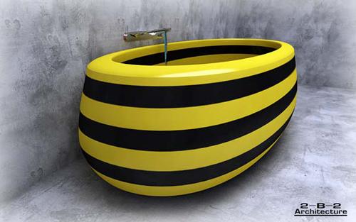 Andrey Bondarenko-2b2-bañera-abeja
