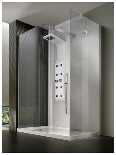 Mamparas de ba o te explicamos qu factores debes tener for Herrajes para mamparas de ducha