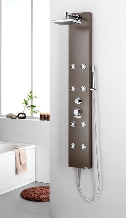 columnas de ducha contra la celulitis aqua On columnas de duchas para baños