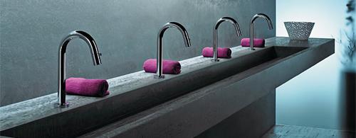 Griferia nova style de hansa aqua for Griferia aqua