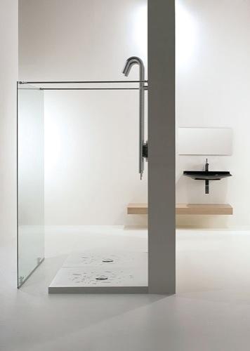Plato ducha y mampara de ba o aqua - Dimensiones plato ducha ...
