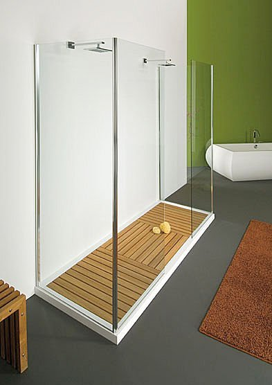 Cambiar la ba era por un plato de ducha es una reforma muy - Modelos de mamparas de ducha ...
