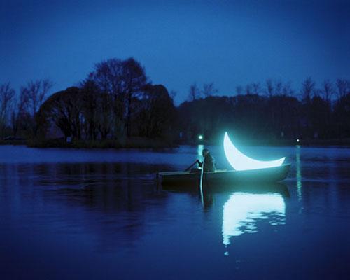 my personal moon on water bendikov