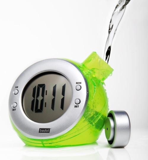 Reloj de agua de Bedol