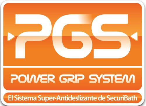 securibath, presenta su sistema PGS para reforzar la eficiencia antiresbalamiento en sus platos de ducha