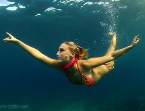 Cómo hacer fotografías bajo el agua