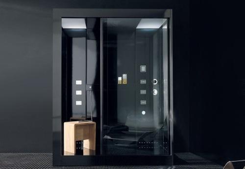 Baño Turco Arquitectura:Arquitectura minimalista y sofisticación