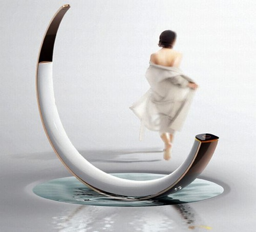 Ducha Arc de D.K.& Wei Design