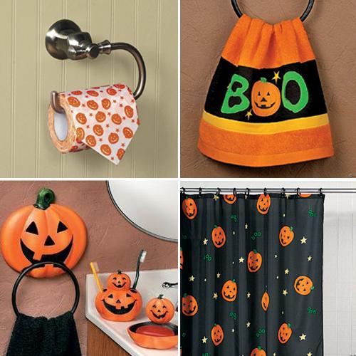 Decoracion Baño Halloween:Halloween en el baño! – aqua