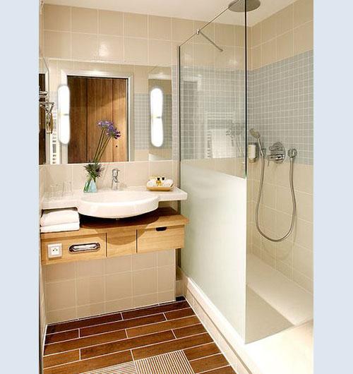 C mo decorar tu ba o con el estilo de los hoteles aqua - Como decorar el cuarto de bano ...