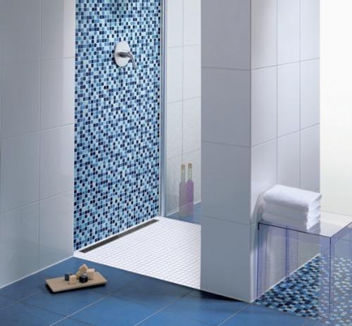 Duchas funcionalidad bajo formas extraplanas y for Duchas minimalistas