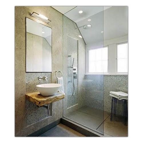 La ducha es seguridad y es dise o aqua - Ducha de diseno ...