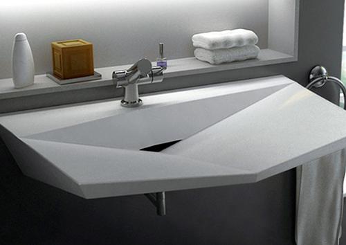 diseo han creado este conjunto de lavabos que cualquier persona con un poco de aspecto futurista busca para su bao grandes diseos y grandes ideas - Lavabos De Diseo