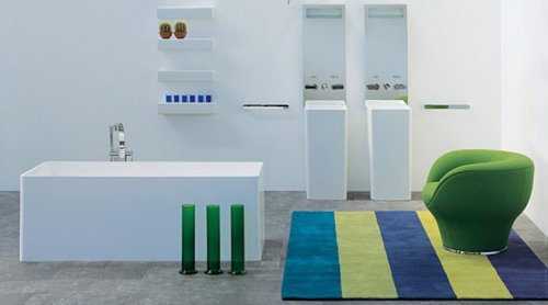 modern-bathroom-design-ideas-upholstered-chair