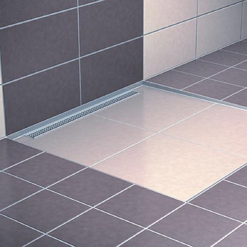Una ducha sin barreras arquitectónicas - aqua