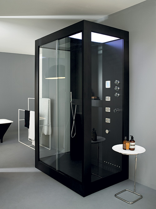 Cabinas De Ducha Kos: nuevas cabinas de ducha de aluminio de Kos es en lo que han pensado
