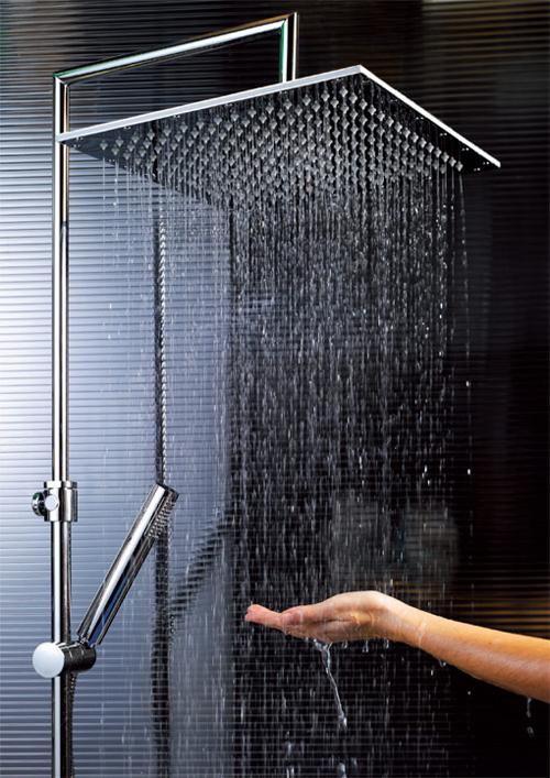 Rociadores de ducha explosi n de dise o aqua - Ducha de diseno ...