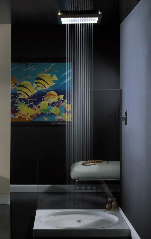 Baños Duchas Modernas:Duchas modernas: sensación en la piel – aqua