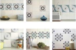 Reformar tu cocina sin quitar los azulejos es posible aqua - Como limpiar las baldosas de la cocina ...