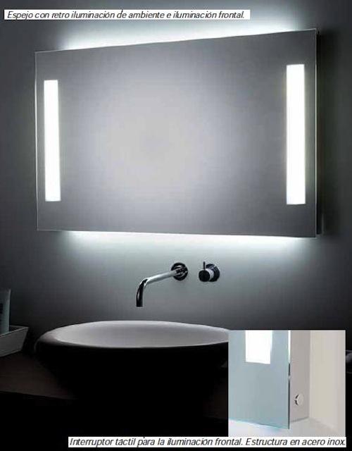Iluminacion ba o vintage - Iluminacion para espejos de bano ...