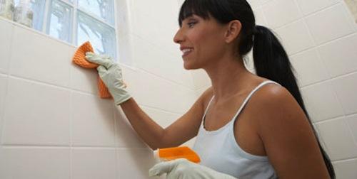 Consejos para eliminar y prevenir el moho del ba o aqua - Limpiar azulejos bano moho ...