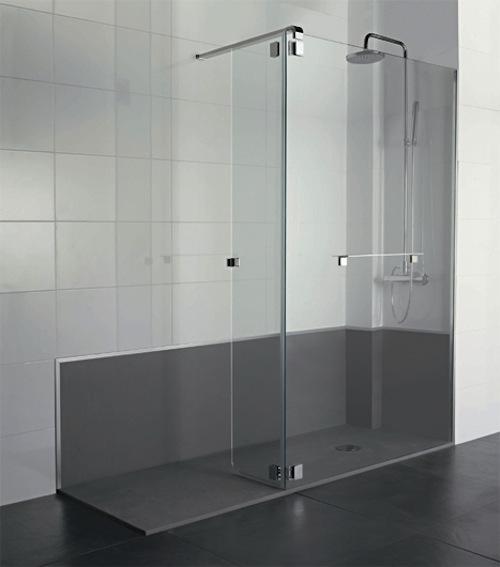 Un plato de ducha adaptable a cualquier medida aqua for Platos de ducha de resina a medida