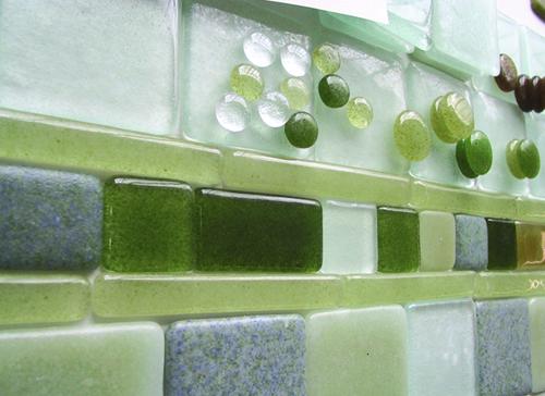 Baldosas Para Un Baño:Baldosas de baño recicladas para crear un espacio único – aqua